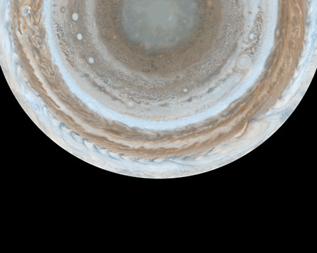 An image of Jupiter