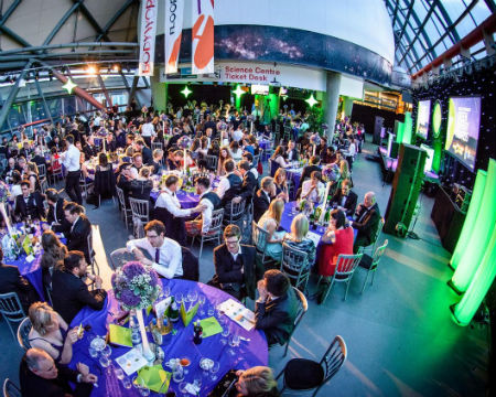 Dinner Event Glasgow Science Centre