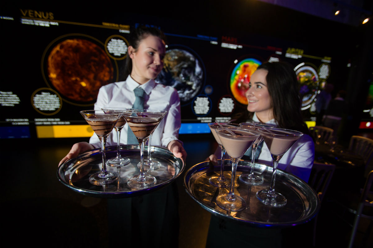Christmas Parties | Glasgow Science Centre
