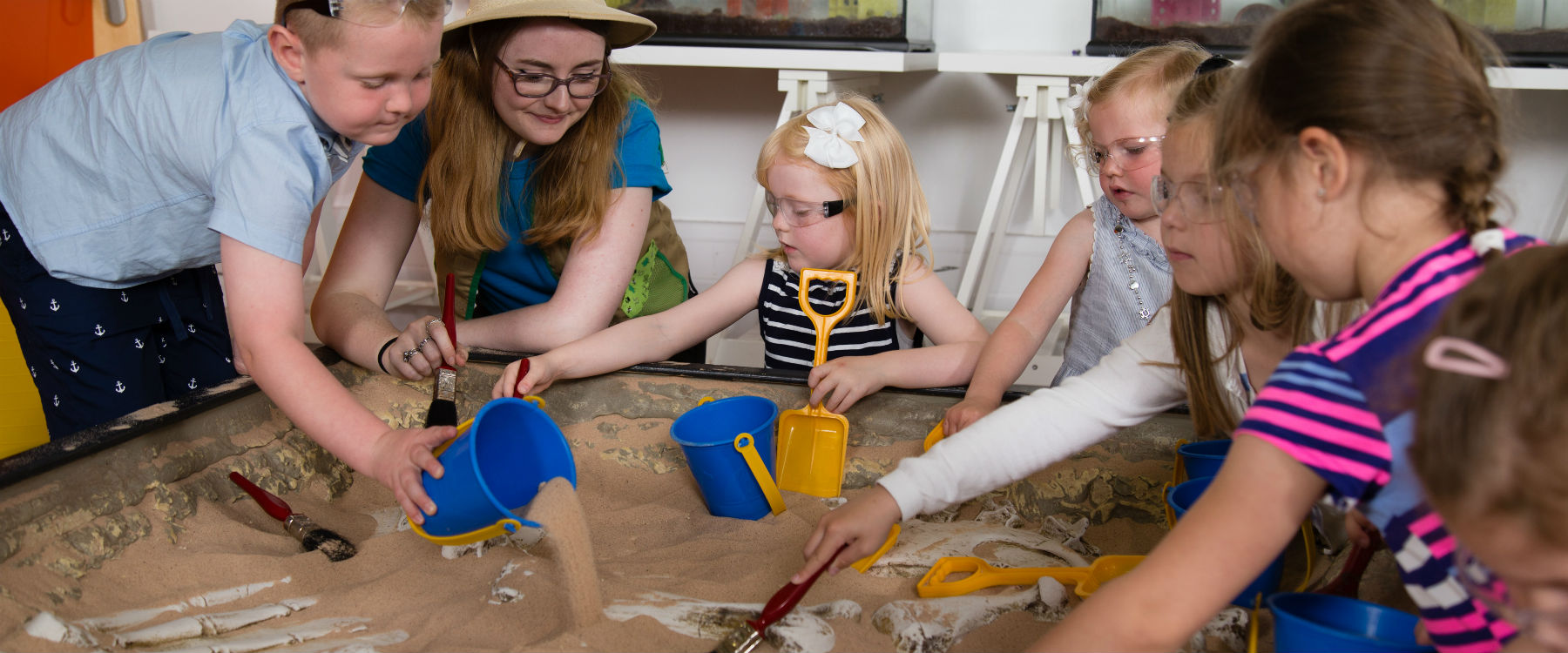 Little Explorers: Dino Dig 25 & 26 Nov
