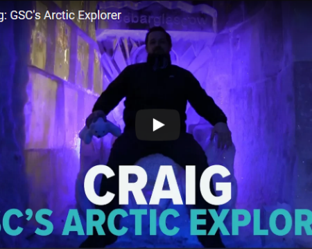 Science Sam speaks to GSC'er Craig Rooney on becoming an Arctic Explorer. Craig talks about how he is looking forward to experiencing the Arctic environment and wildlife, as well as coping with the 24 hour daylight and potential skinny dipping in -10 temperatures...