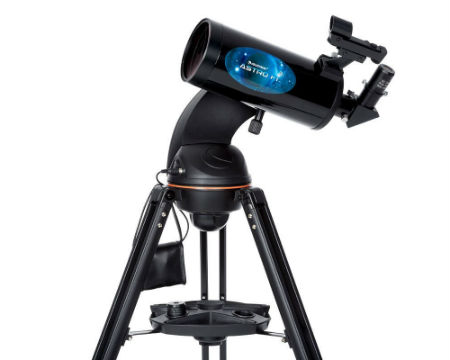 Win a Celestron 22202 AstroFi 102 Wi-Fi Maksutov Wireless Reflecting Telescope