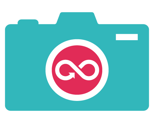 A camera - snap and share your photos to win with GSC