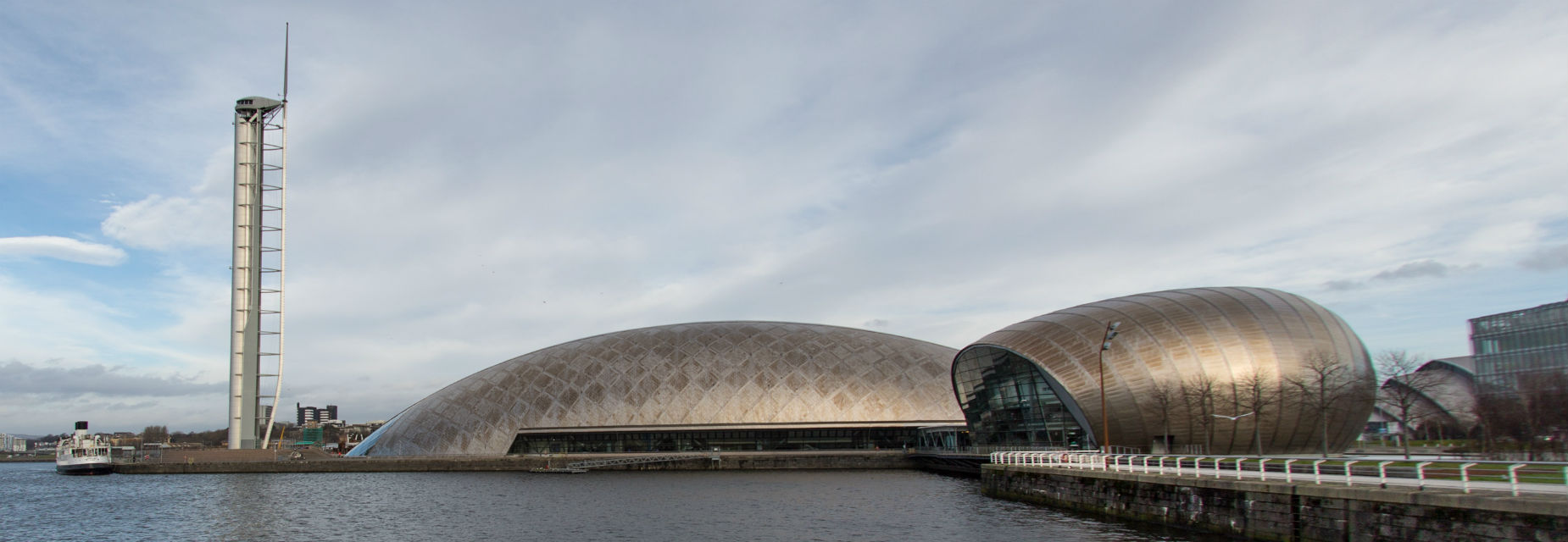Glasgow Science Centre, Glasgow Tower and IMAX cinema