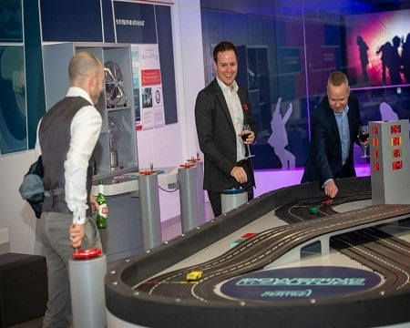 Low Carbon Networks Innovation Conference Dinner