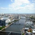 View of Glasgow from Tower