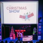 The Christmas Show in the Science Show Theatre